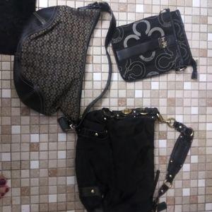 3 coach purses